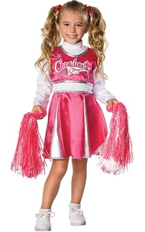 Cheerleader Champ Child Girls Costume
