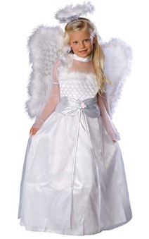 Rosebud Angel Child Toddler Costume