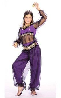 Arabian Harem Princess Child Costume