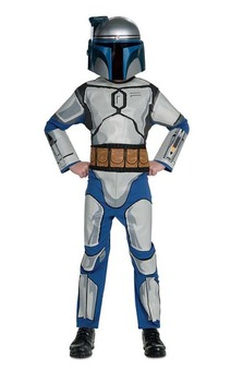 Jango Fett Star Wars Child Costume