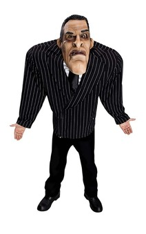 GANGTER INFLATABLE MAFIA CHILD COSTUME