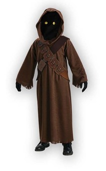 Jawa Star Wars Child Costume
