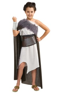 Clash Of The Titans - Io Greek Goddess Child Costume