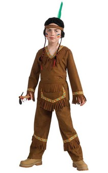 Native American Indian Boy Child Costume