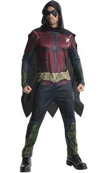 Robin Adult Batman Arkham City Costume