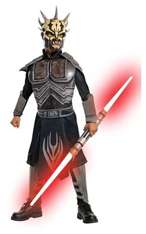 Savage Opress Star Wars Deluxe Child Costume