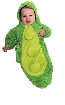 Baby Pea In A Pod Onesie Romper Costume
