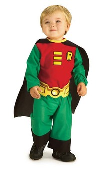 Robin Batman Infant Toddler Costume