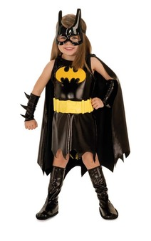 Batgirl Batman Toddler Costume