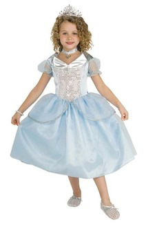 Cinderella Costume Set Child Costume