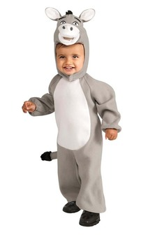 Shrek Donkey Toddler Costume