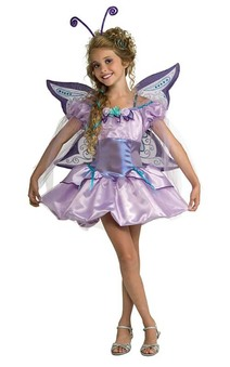 Pretty Butterfly Child Tween Costume