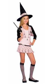 Charm School Witch Tween Costume
