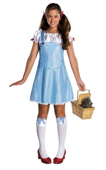 Sequin Dorothy Tween Costume