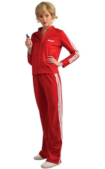 Glee - Sue Sylvester Track Suit Teen Costume