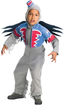 Deluxe Winged Monkey Child Wizard Of Oz Costume