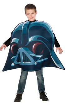Rovio Angry Birds Darth Vader Child Costume