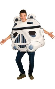 Rovio Angry Birds Stormtrooper Adult Costume