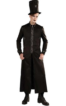 Steampunk Gothic Vampire Adult Costume