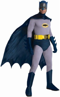 Grand Heritage Batman Classic Tv Series Adult Costume