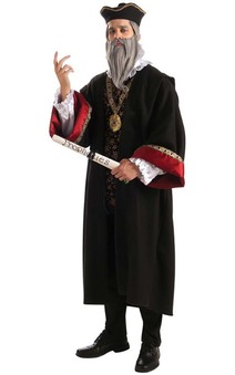 Nostradamus Adult Costume