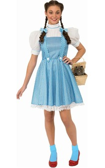 Dorothy Adult Wizard of Oz Costume