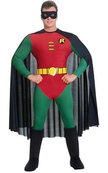 DC Comics Robin Adult Costume