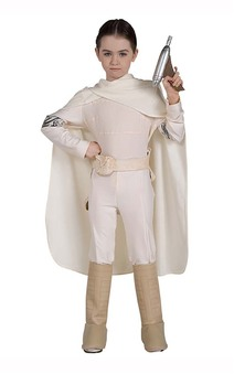 Deluxe Padme Amidala Child Star Wars Costume