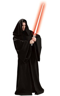 Super Deluxe Adult Sith Robe Star Wars Costume