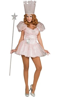 Glinda The Good Witch Wizard Of Oz Adult Costume