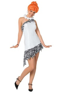 The Flintstones -Deluxe Wilma Flintstone Adult Costume