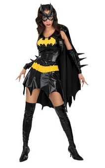 Batman Sexy Batgirl Adult Costume