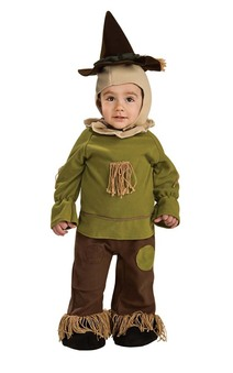 Scarecrow Wizard of Oz Child Costume