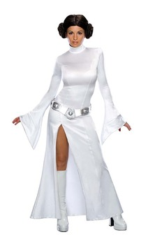 Star Wars - Princess Leia Sexy Adult Costume