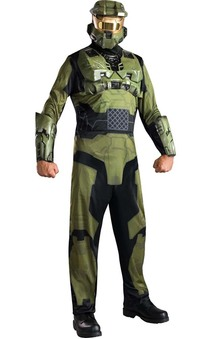Halo Master Chief Adult Costume