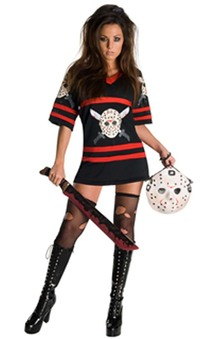 Friday the 13th Miss Jason Voorhees Adult Costume