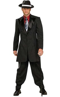 Swankster 1920s Gangster Adult Costume