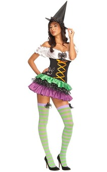 Playboy Sexy Witch Adult Costume