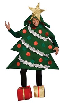 Christmas Tree Adult Costume