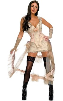Lilah Burlesque Western Jonah Hex Adult Costume