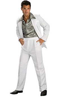 70's Sat Night Disco King Adult Costume