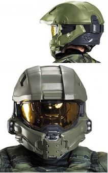 Master Chief Halo Adult Child Full Helmet