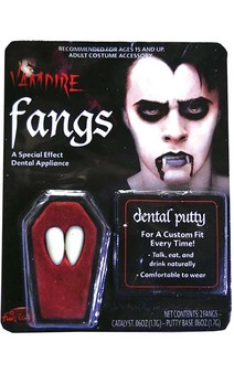 Adult Vampire Teeth Fangs