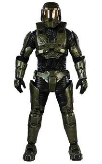 Halo 3 Master Chief Collectors Edition Adult Costume