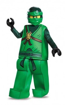 Prestige Lloyd Ninjago Child Costume