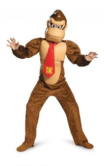 Deluxe Donkey Kong Child Costume