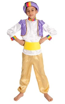 Aladdin Child Arabian Costume