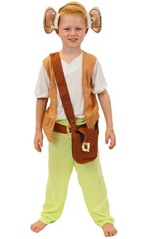 The Bfg Big Friendly Giant Child Costume