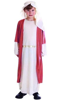 Balthazar Red Three Wise Men Child Costume