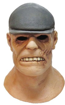 The Goon Comic Book Latex Adult Mask